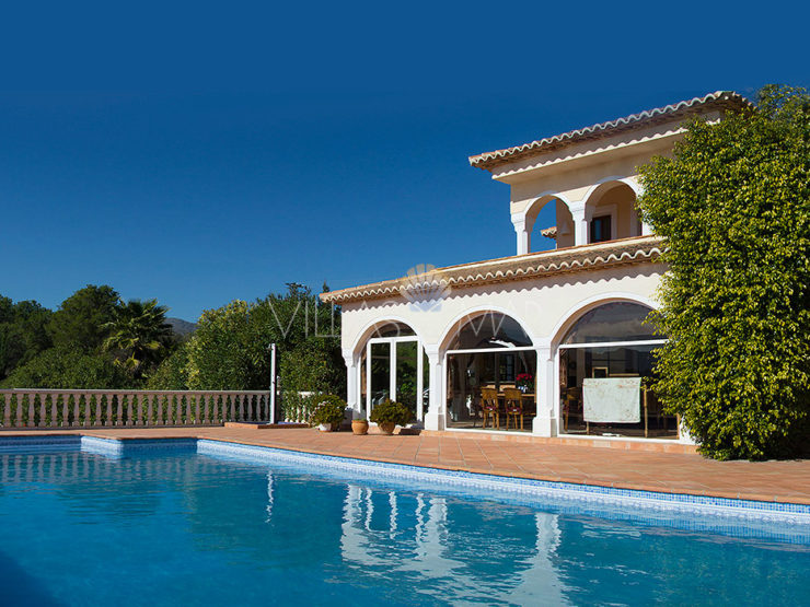 Large Country House in Calpe