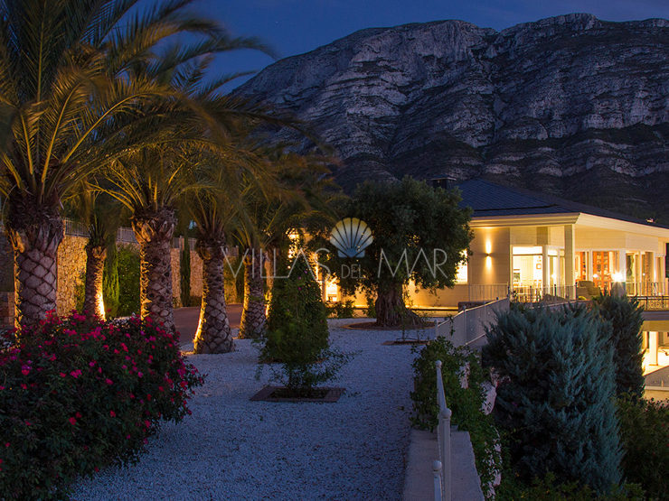 Modern luxury Villa in Denia