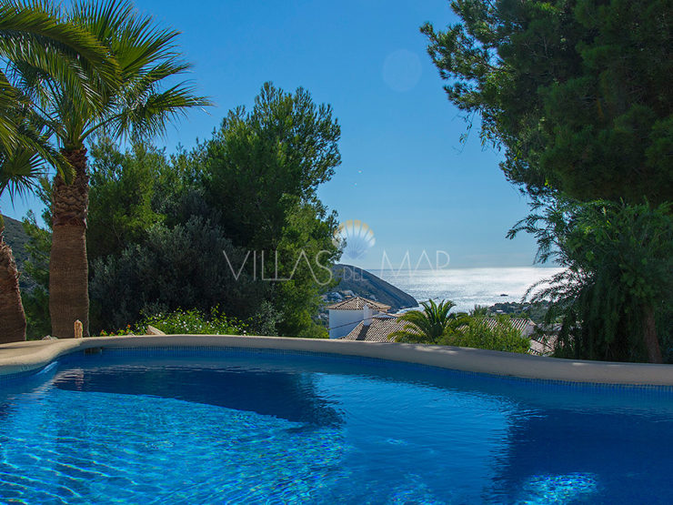 Charming luxury Villa in Moraira